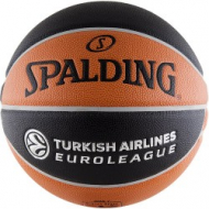 "Мяч баскетбольный ""SPALDING"" TF-1000 Legacy Euroleague Offical Ball"